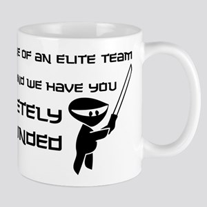 Elite Ninjas Mug