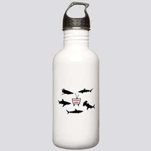 Human Week Stainless Water Bottle 1.0L