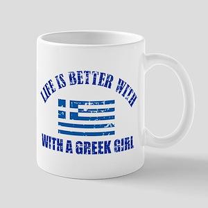greek designs Mugs