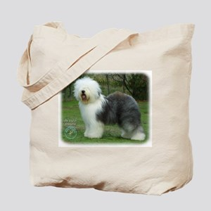 Old English Sheepdog 9F054D-17 Tote Bag