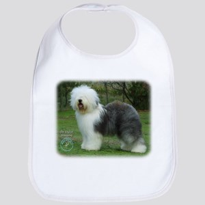 Old English Sheepdog 9F054D-17 Bib