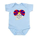 We love Tibet Infant Bodysuit