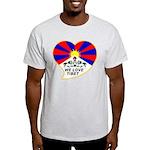 We love Tibet Light T-Shirt