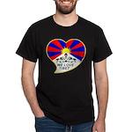 We love Tibet Dark T-Shirt