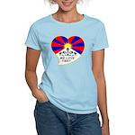 We love Tibet Women's Light T-Shirt