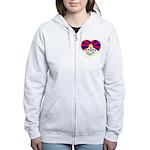 We love Tibet Women's Zip Hoodie