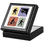 Multi-Sport - Grrls Keepsake Box