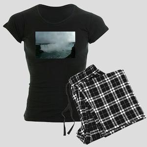elph Niagara Falls Women's Dark Pajamas