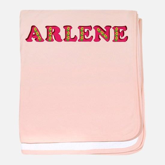 Arlene baby blanket