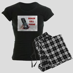 DIAL TONE Women's Dark Pajamas