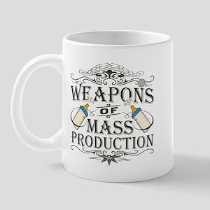 Weapons of Mass Production Mug