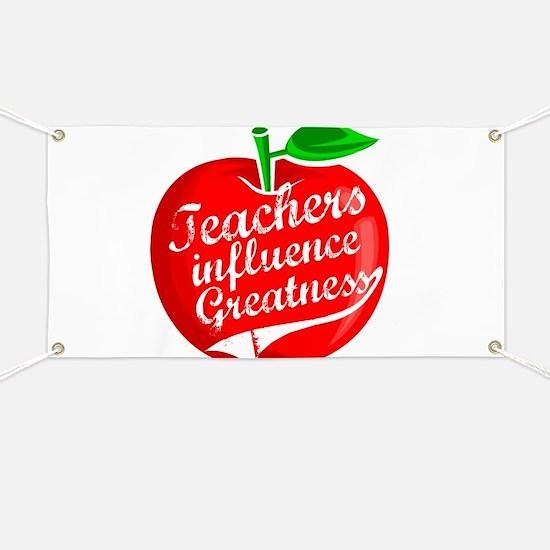Education Teacher School Banner