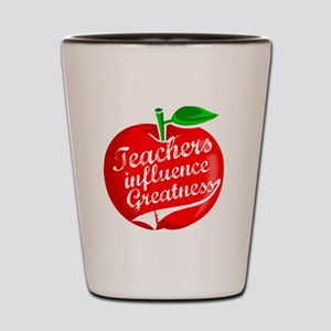 Education Teacher School Shot Glass