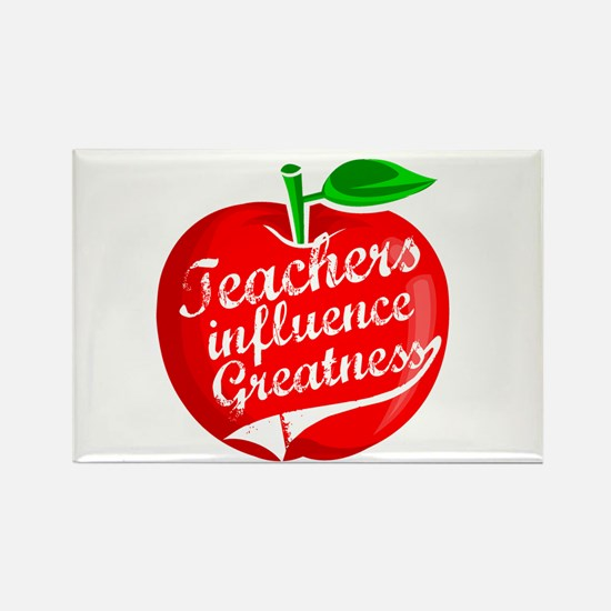 Education Teacher School Rectangle Magnet (100 pac