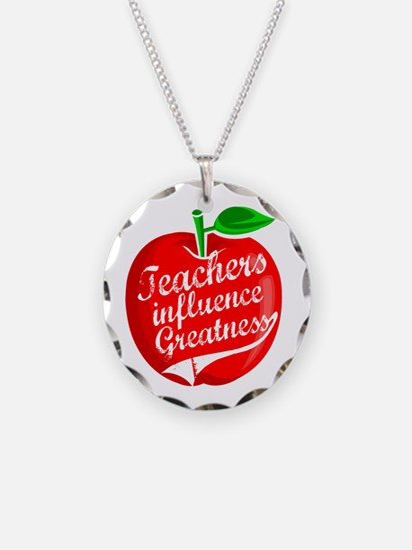 Education Teacher School Necklace