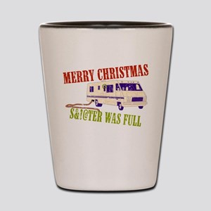 Christmas Vacation Shot Glass