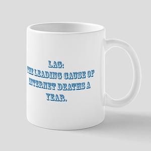 Lag, the most dangerous kille Mug