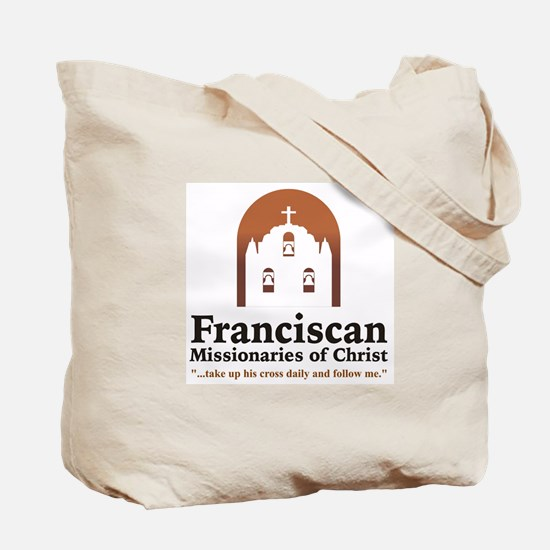 Cute Monastic catholic brothers mission religion beliefs Tote Bag