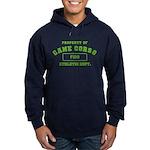 Customizable Cane Corso Hoodie (dark)