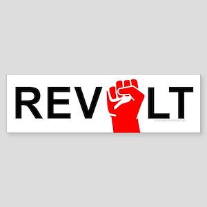 Revolt STT Bumper Sticker