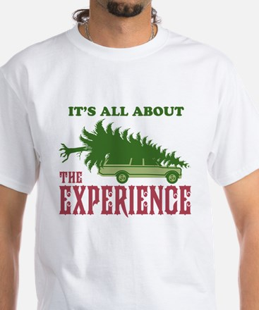 The Experience White T-Shirt