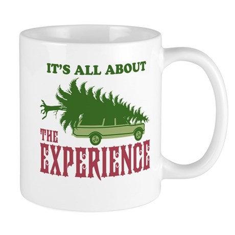 The Experience Mug