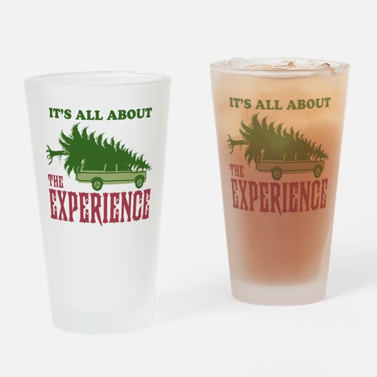 The Experience Drinking Glass