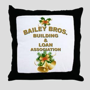 Bailey Bros Throw Pillow