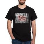 Coral Court Motel Black T-Shirt