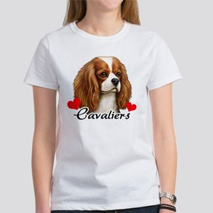 Love Cavaliers Women's T-Shirt