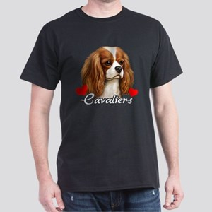 Love Cavaliers Dark T-Shirt