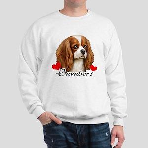 Love Cavaliers Sweatshirt