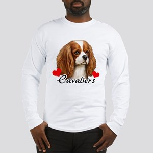 Love Cavaliers Long Sleeve T-Shirt