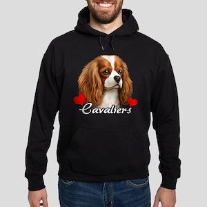 Love Cavaliers Hoodie (dark)