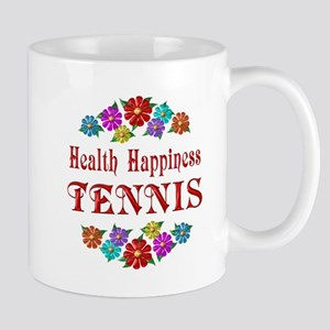 Tennis Happiness Mug