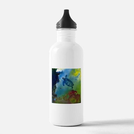 Below The Storm Water Bottle