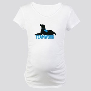 Therapy Teams Maternity T-Shirt
