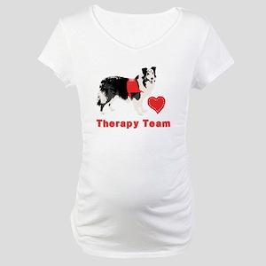 """""""Stitched"""" Maternity T-Shirt"""
