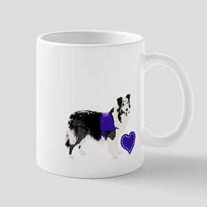 """Stitched"" Mug"