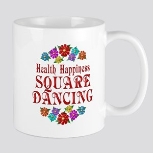 Square Dancing Happiness Mug