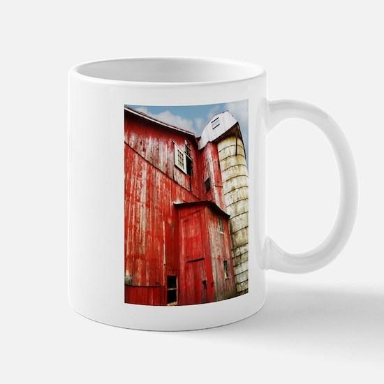 The Old Silo Mug