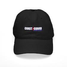 USCG Veteran Black Cap