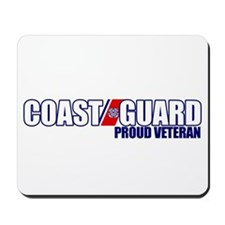 USCG Veteran Mousepad