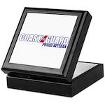 USCG Veteran Keepsake Box