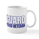 USCG Veteran Mug