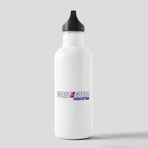 USCG Veteran Stainless Water Bottle 1.0L