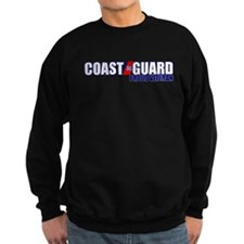 USCG Veteran Sweatshirt (dark)