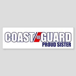 USCG Sister Sticker (Bumper)