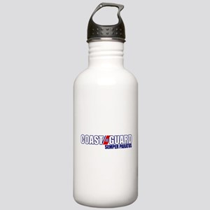 Semper Paratus Stainless Water Bottle 1.0L