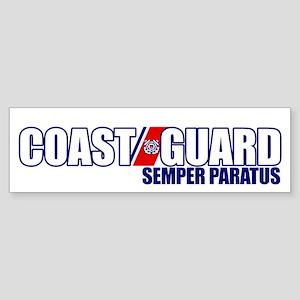 Semper Paratus Sticker (Bumper)